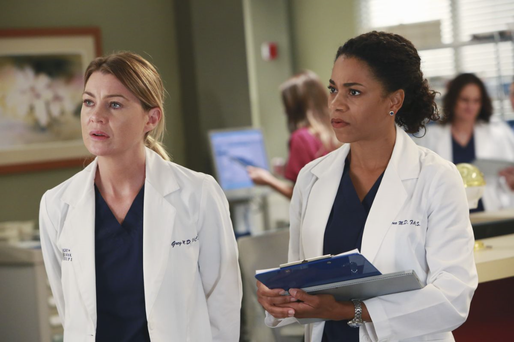 Grey\'s Anatomy: 5 Questions with Kelly McCreary - The Reel Spin