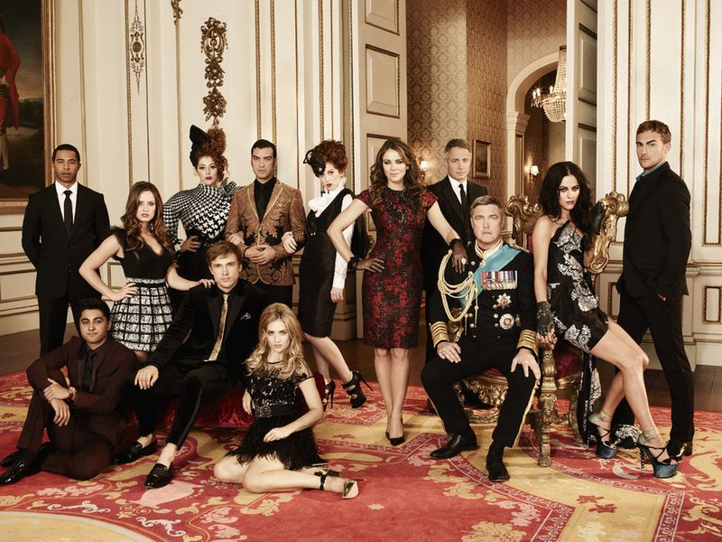 The Royals -- Season 1 (Photo by Frank W. Ockenfels 3 E! Entertainment)