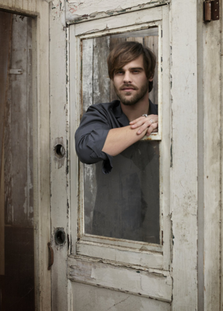AQUARIUS -- Season  1 -- Pictured -  Grey Damon as Shafe -- (Photo by - Jim Fiscus - NBC)