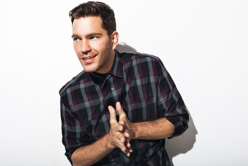Andy Grammer Photo courtesy of S-Curve Records