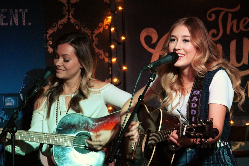 Maddie & Tae 3 Tin Pan South 4-5-16